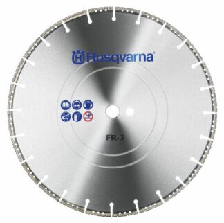 Диск алмазный 300 мм (12) FR3  300-25.4/20.0 для аварийно спасательных работ