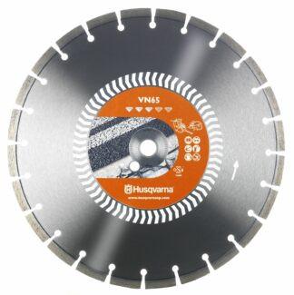 Диск алмазный. 12  бетон-асфальт VN65 300-25.4
