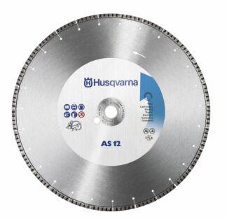 Диск алмазный. 14 гранит AS12 350-20.0/25.4 турбо 40.0x2.8x7.5
