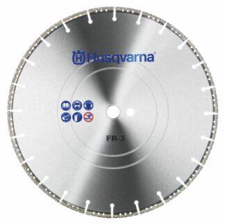 Диск алмазный. 16 FR3  400-25.4/20.0