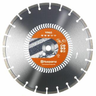 Диск алмазный. 16 бетон-асфальт VN65 400-25.4 40.0x3.2x7.5