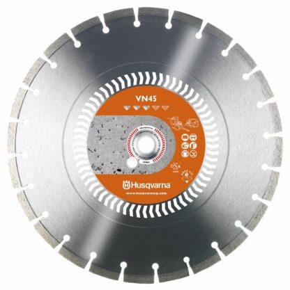 Диск алмазный. 16 бетон VN45FH 400-25.4 40.0x3.2x5.0