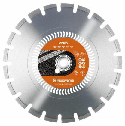Диск алмазный. 18 асфальт VN85FH 450-25.4 40.0x3.6x5.0