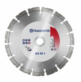Диск алмазный. 230 бетон AS45H+ 230-22.2 40.0x2.8
