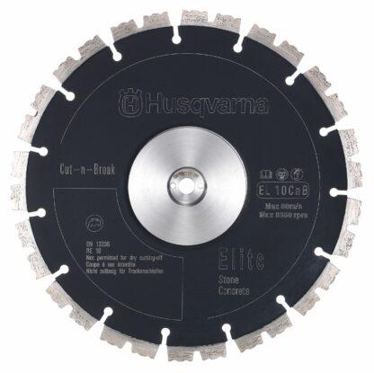 Диск алмазный. EL10CnB х2 (Комплект алмазных режущих дисков для Husqvarna k760 CnB. K3000 CnB)