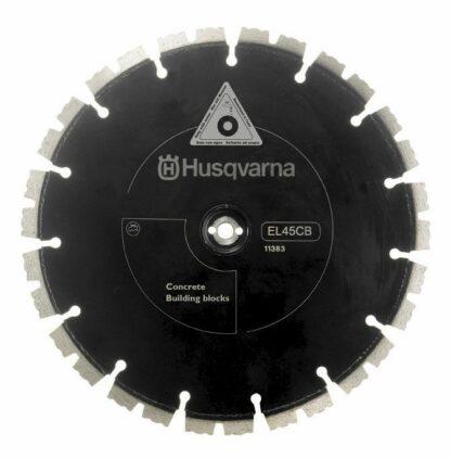 Диск алмазный. EL35CnB х2 (Комплект алмазных режущих дисков для Husqvarna k760 CnB. K3000 CnB)