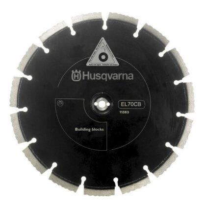 Диск алмазный. EL70CnB х2 (Комплект алмазных режущих дисков для Husqvarna k760 CnB. K3000 CnB)