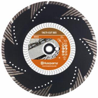 Диск алмазный HUSQVARNA TACTI-CUT S65 350 10 25.4/20
