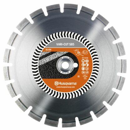 Диск алмазный HUSQVARNA VARI-CUT S85 400-25.4/20.0