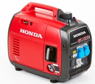 Генератор Honda EU22i (2.2 кВт. 230/12 В. малошумный)
