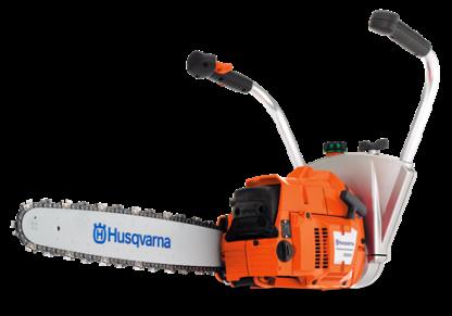 Husqvarna 365Н. Бензопила (3.9кВт/5.3 л.с.. 18. 3/8. высокие рукоятки)