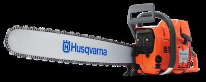 Husqvarna 395XP. Бензопила (4.9кВт/6.6 л.с.. 24. 3/8)