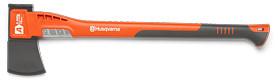 Топор универсальный HUSQVARNA A2400. 70 см. пластиковая рукоятка. с пластиковым чехлом на лезвие 5807612-01